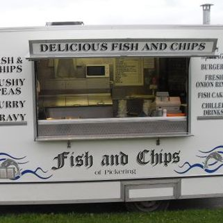 Mobile Fish and Chips of Pickering Food Van