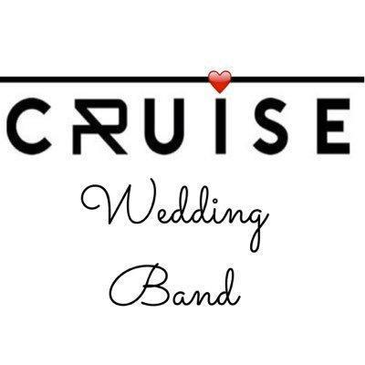Cruise Wedding Band Live music band
