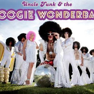 Uncle Funk & The Boogie Wonderband Function & Wedding Music Band