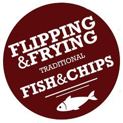 Flipping & Frying Fish and Chip Van