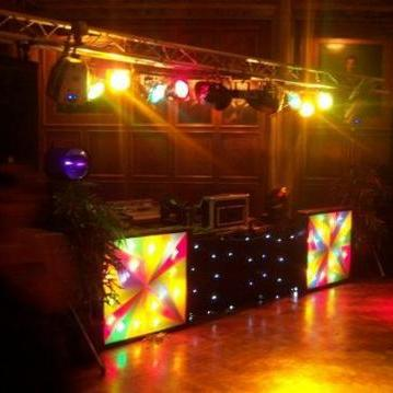 Monster Disco Wedding DJ