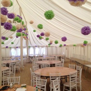 A & A Bell Marquee Hire Ltd Party Tent