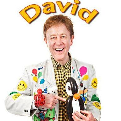 Davids Parties Children's Magician