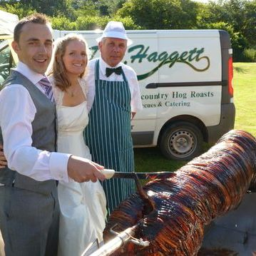 D j Haggett Wedding Catering