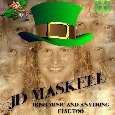 JD Maskell Live Solo Singer