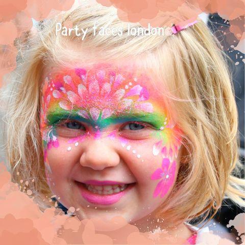 Party Faces London Face Painter