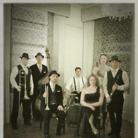 The Silver Ghosts Swing Band