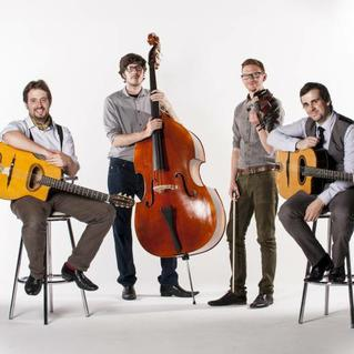 Tzigauners - Gypsy Jazz Ensemble Jazz Band