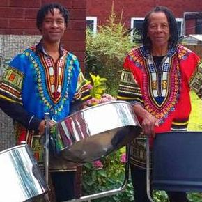 Trinidad & Tobago Merry Makers Steel Pan Band Soul & Motown Band